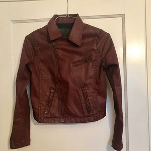 AG waxed cotton jacket